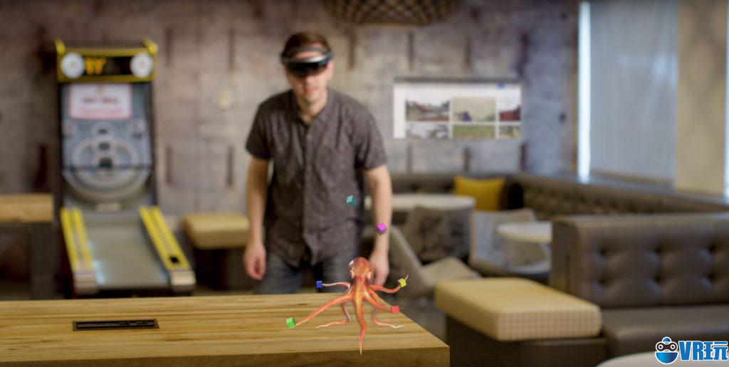 微软表示Windows混合现实平台和HoloLens新增多项重要功能
