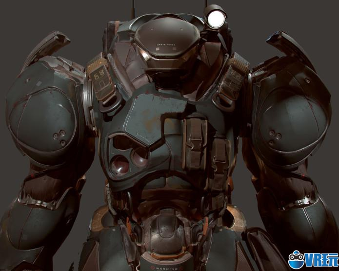 VR射击游戏《ShadowCore VR》在IndieGoGo众筹
