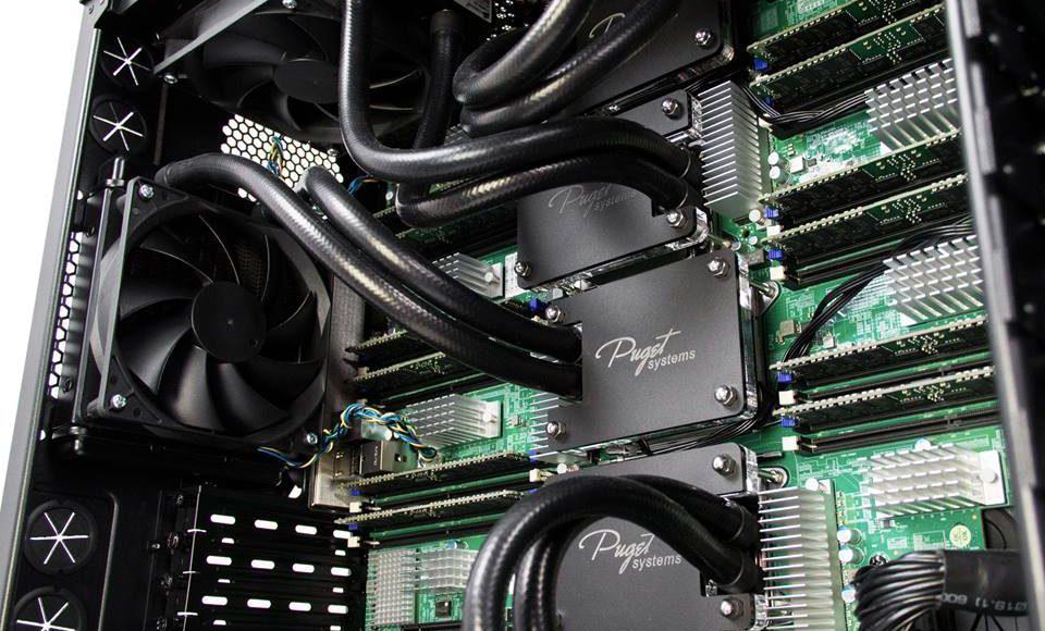 Puget Systems旨在提供完美VR硬件解决方案