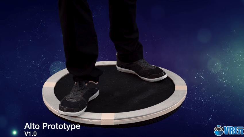 VR全方位控制器Alto100正在Indiegogo众筹