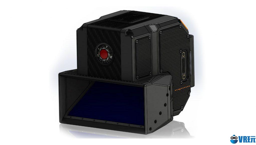 Lucid与RED合作开发8K 180度立体相机