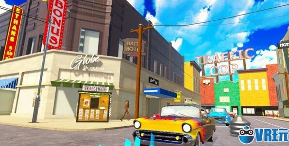 模拟游戏《交警VR》即将登陆Steam支持HTC Vive