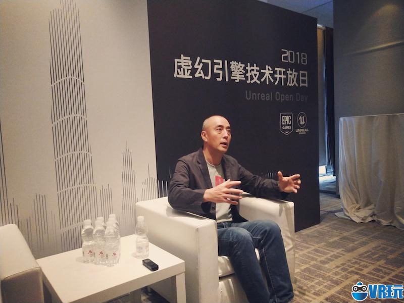 索尼互动娱乐添田武人:VR能够产生传统主机体验不到的新价值