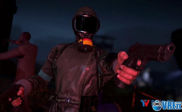 备受好评的VR游戏《亚利桑那阳光》全新的DLC内容