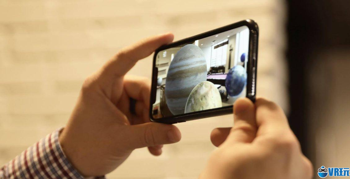 SeekStudio旨在让智能手机用户随时创建分享AR体验