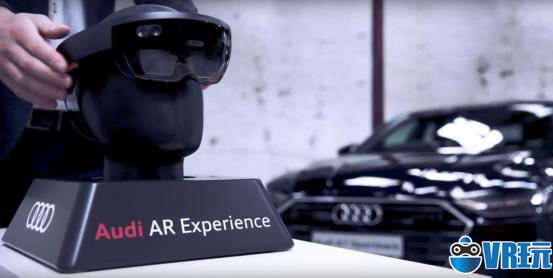 奥迪爱尔兰推出全新奥迪A7增强现实体验