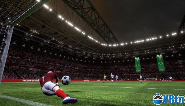 《足球国度VR 2018》将发售支持HTC Vive