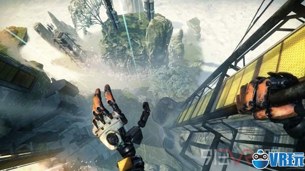 VR冒险新作《Stormland》发布游戏预告