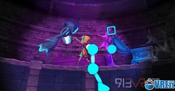 AR游戏《Lila's Tale: Stealth》登陆Oculus GO
