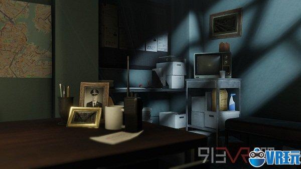 《驱魔人:军团VR》即将登陆PSVR