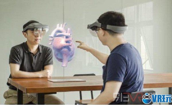 多人全息协作AR眼镜面世,徕尼科技即将量产发布