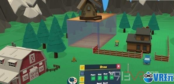 Macunx VR支持用户创建虚拟记忆