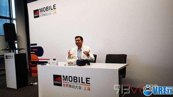 HTC中国区总裁汪丛青:VR并不依赖于5G,但5G会帮助VR更轻
