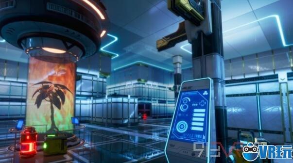VR游戏《神奇力量联合VR》公布了两个新增角色