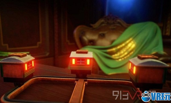 VR密室逃脱游戏《18层》正式发售
