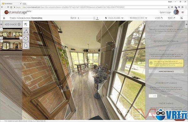 Metareal宣布面向大众公开3DVR旅游平台