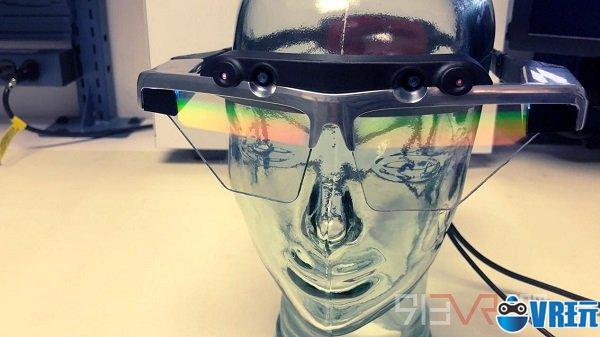以下几款搭载最新技术的VR/AR头显将有可能影响未来