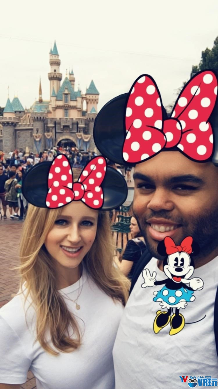 Snapchat为迪士尼、环球、六旗等主题公园提供AR娱乐项目