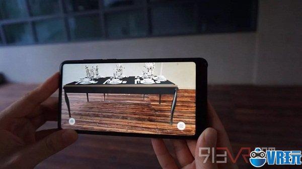 一款可以利用AR技术增加特效的视频应用