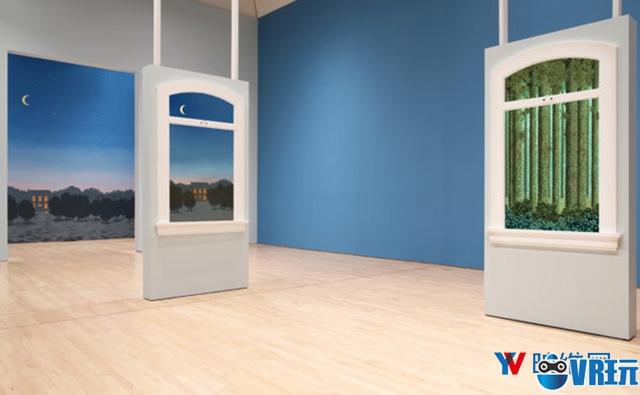 用AR重新解读超现实主义大师作品,SFMOMA博物馆举行交互式展览