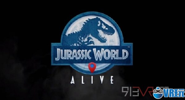 AR手游《侏罗纪世界Alive》来抓恐龙吧