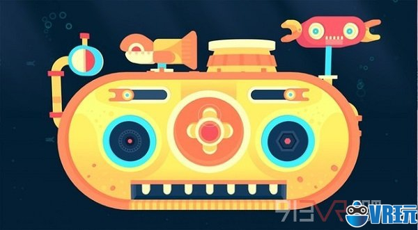 VR拼图游戏《GNOG》支持HTC Vive