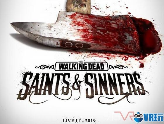VR新作《行尸走肉:圣徒与罪人》预计2019年发售