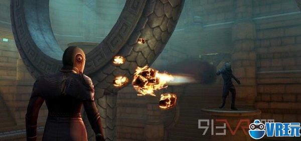 VR游戏《Wands》更新增加新角色