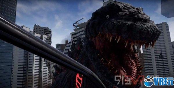 哥斯拉VR让基于位置的虚拟现实商场成为粉丝欢乐的海洋