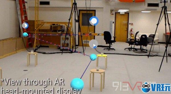VR/AR被更多地与机器人技术融合使用