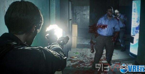 《生化危机2》重制版本暂不采用VR模式