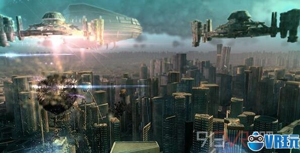 VR游戏《异形天降》支持跨平台登陆