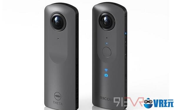 VR相机Theta V可安装插件 实现360°视频直播