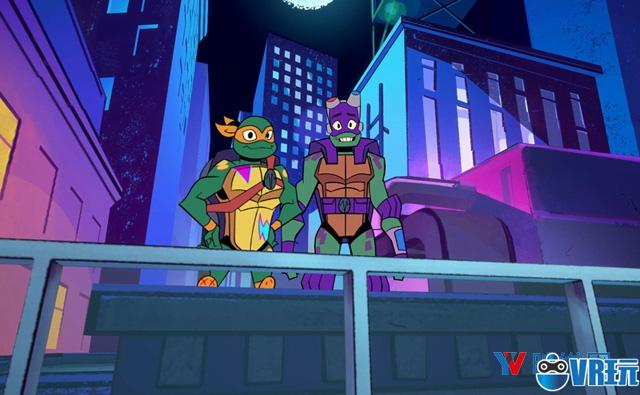步入青年忍者神龟世界,对话《忍者神龟:崛起 VR》