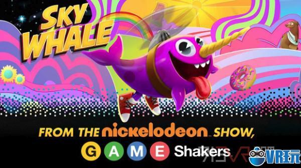 Nickelodeon采用虚幻引擎开发与Voxels相遇动画电视情景喜剧