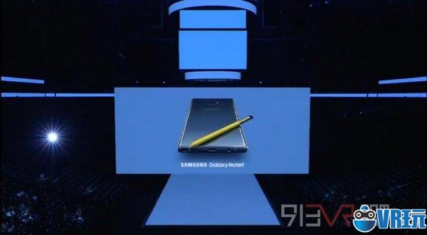 三星Galaxy Note 9是功能最强大的VR-Ready手机