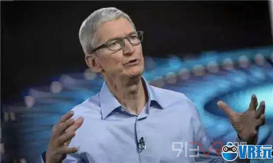 苹果正在打造汽车产品AR或成突破口