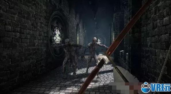 动作冒险VR游戏《In Death》在中世纪世界里战斗