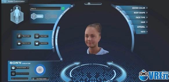 Somnium Space宣布推出专为VR设计的全新移动头像扫描技术
