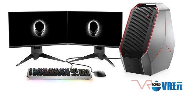 Gamescom 2018戴尔宣布推出Alienware品牌新系列产品