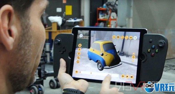 AR工具VPET为虚拟生产环境提供了一体化解决方案