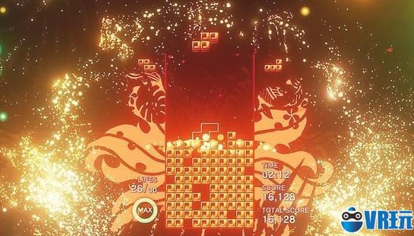 PSVR游戏《俄罗斯方块:效应》11月9日发售