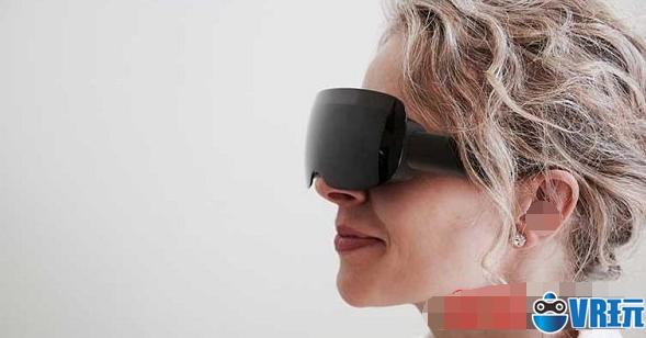 SkyLights VR头显让你畅游虚拟现实航旅体验