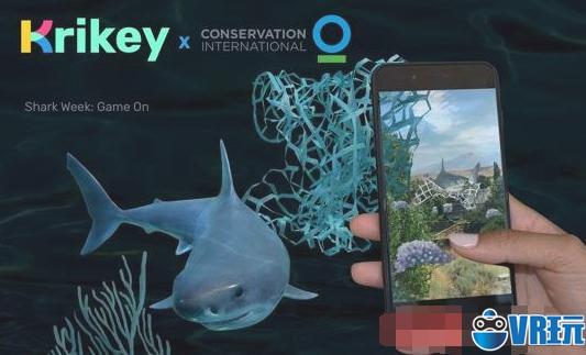 Krikey AR登陆Android开发多人网球迷你游戏