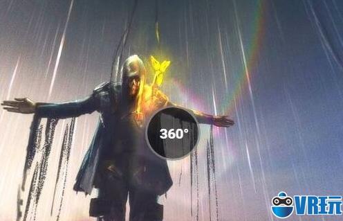 《死亡搁浅》发布新预告 粉丝自制VR 360°酷图