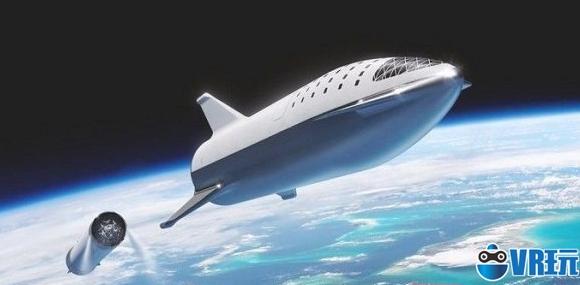 SpaceX月球任务未来将通过VR直播