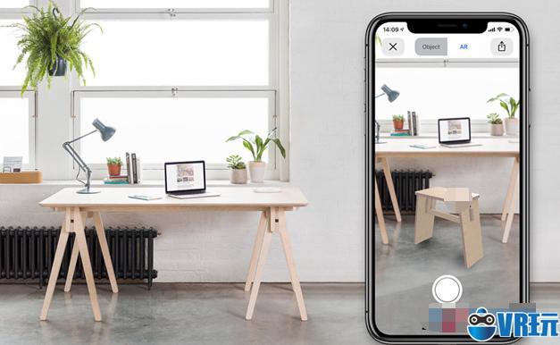 在家可视化,家具开源设计品牌Opendesk推出AR设计功能