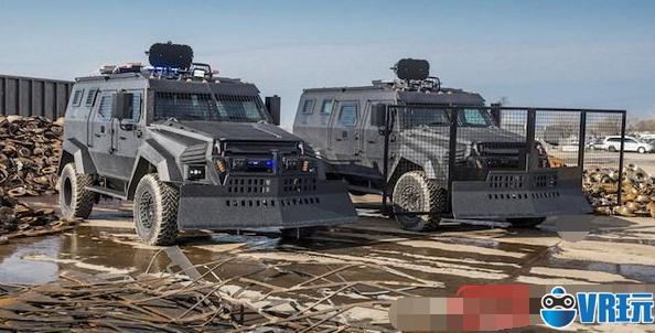 Augmently和INKAS合作将AR技术扩展到装甲车领域