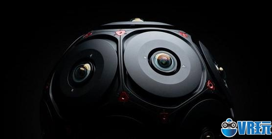 Facebook和RED合作开发Pro 360度相机Manifold
