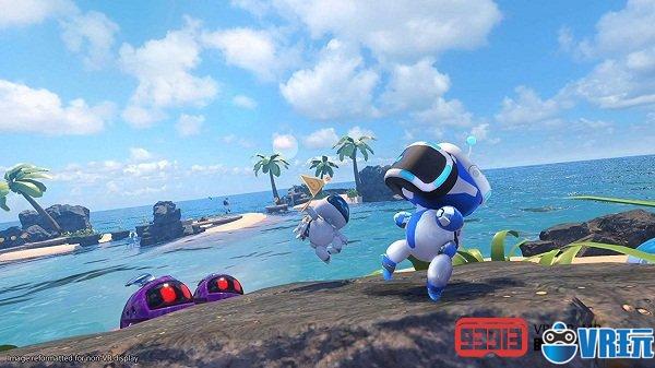 PSVR游戏《宇宙机器人拯救行动》正式上线